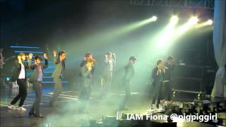 140830 JYP Nation in Hong Kong - 2AM 2PM - No Goodbyes MP3