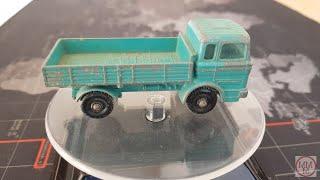 Matchbox Restoration No 1e Mercedes Truck 1968