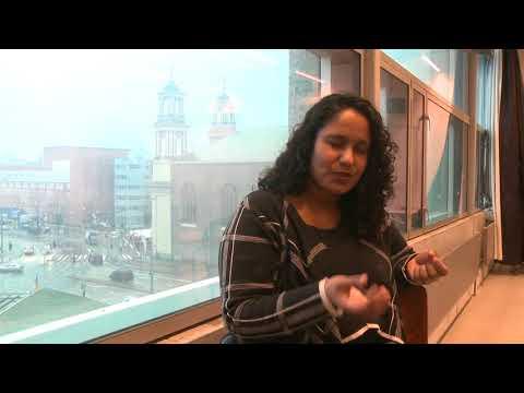 MvX PreDemo interview met Sarita Bajnath - Demonstratie tegen politiegeweld