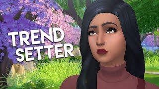 POPULAR GIRL // The Sims 4: Create A Sim