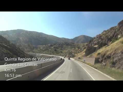 Chile de Un Viaje : De Santiago a Combarbala