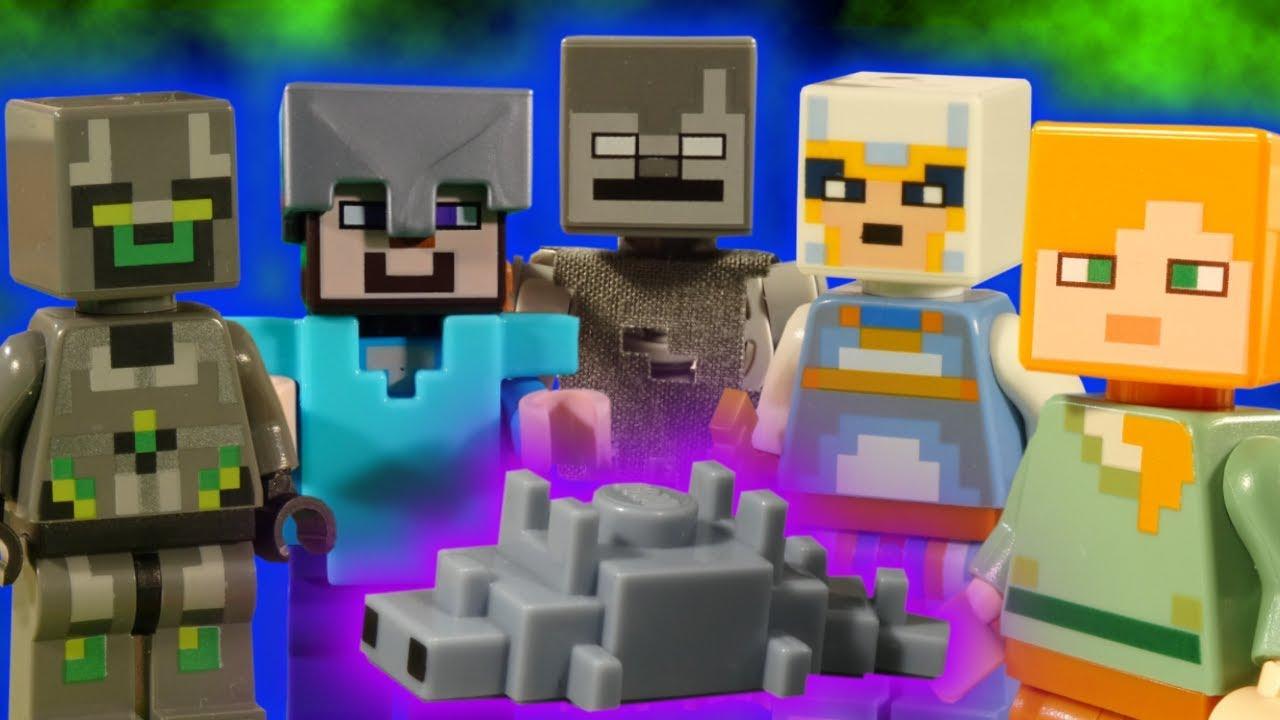 LEGO MINECRAFT MEGA ADVENTURE COMPILATION