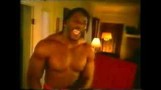 Booker T. In a Hungry Man TV Dinners Commercial from 2002