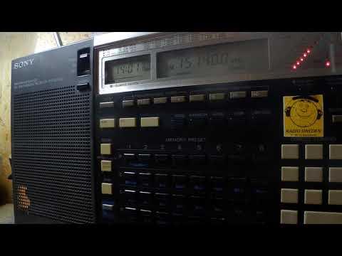 20 04 2018 Radio Sultanate of Oman in English to WeEu 1430 on 15140 Thumrayt