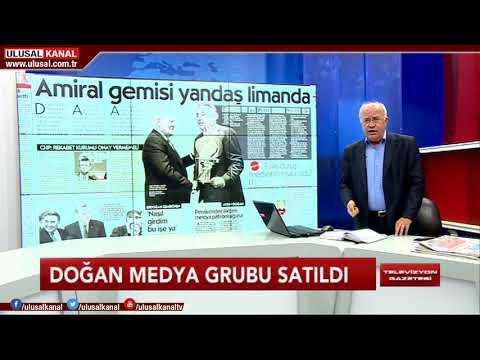 Televizyon Gazetesi- 22 Mart 2018- Ulusal Kanal