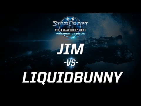 StarCraft 2 - Jim vs. LiquidBunny (PvZ) - WCS Premier League Season 2 2015 - Ro32 Group A