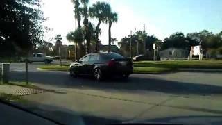 Acura TL 2006 Black Driving tour