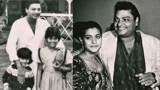 Kajol Devgan Shares A Heartwarming Video On Her Father, Shomu Mukherjee's Birthday