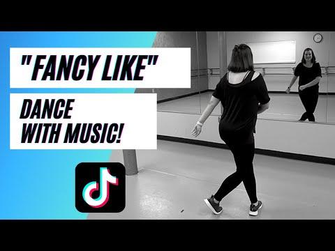 """""""FANCY LIKE"""" DANCE   Walker Hayes   TikTok Dance for Beginners"""