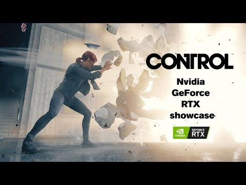 Control hands-on — Remedy's next game is easy to, uh, control