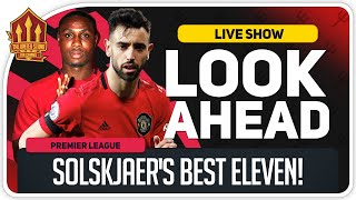 Solskjaer's Best Man Utd 11 With Bruno Fernandes & Ighalo