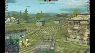 World of Tanks Blitz (Win 10): KV-5 (Part 6 - Crossfire)