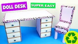 🎒🏫 Back to School Crafts: Mini Desk Organizer - simplekidscrafts