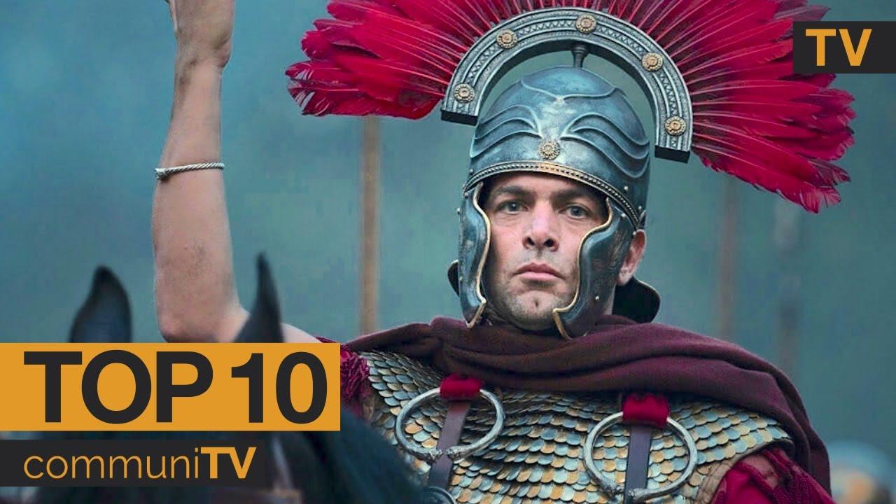 Download Top 10 Ancient Rome TV Series