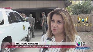 Deportados UNIVISION 19 Presuntos Operativos de Supuestos Agentes de ICE