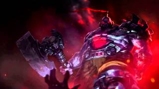 Sion Login Screen with Music - League of Legends