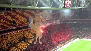 Galatasaray Fenerbahce Istanbul Derby 16.12.2012