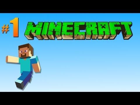 Minecraft│en Español por TulioX│Parte #1