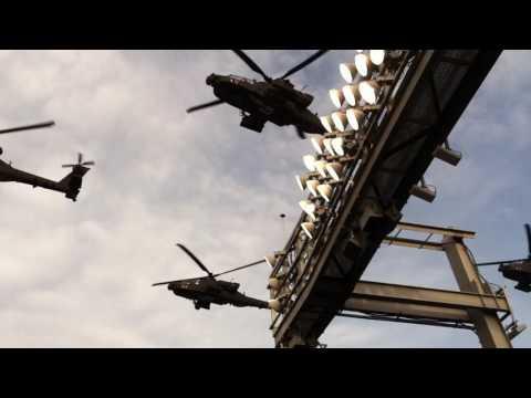 Army Navy Flyover 2014