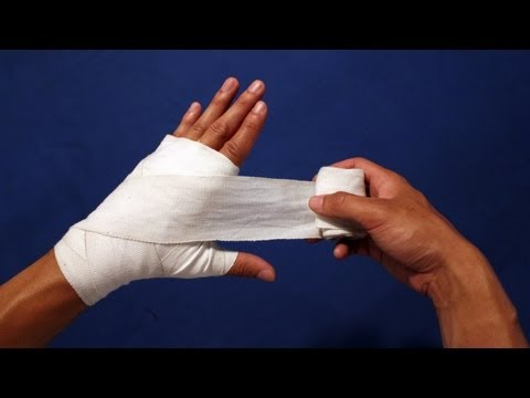 How to Wrap Your Hands – BOXING (best method)