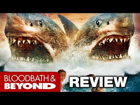 2-Headed Shark Attack (2012) - Movie Review
