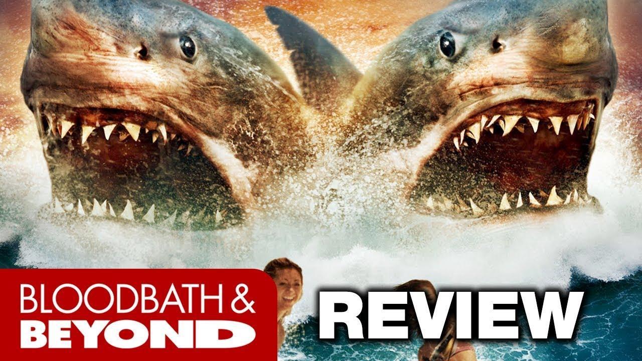 2 Headed Shark 2012 Horror Movie Review