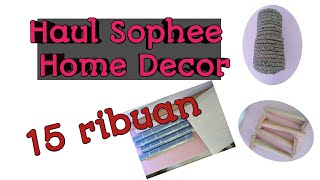 Haul sophee wallpaper dinding  Review produk sophee  Muraaahhhhh 15ribuan screenshot 5