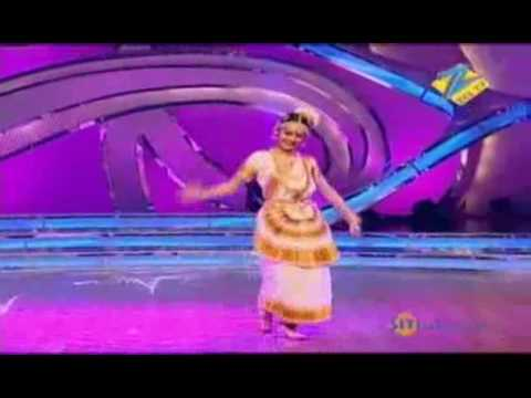 Lux Dance India Dance Season 2 April 16 '10 - Binny Sharma