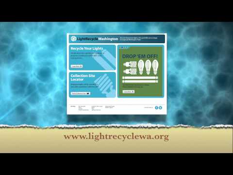 Disposing of CFL Bulbs