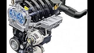 Почему 16 клапанный мотор лучше чем 8 клапанный