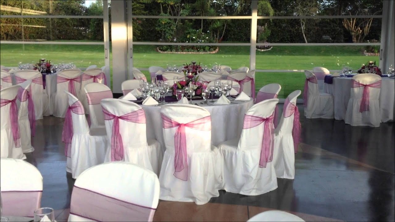 Decoraci n de recepci n para boda campestre youtube for Decoracion bodas