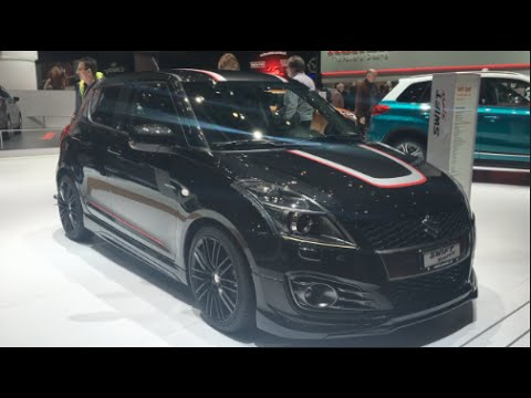 Suzuki Swift Sport 2016 In detail review walkaround Interior ...