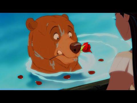 Kenai x Pocahontas [] Happy Valentine's Day [] Make Us Heal ♥