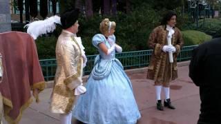 Princess Pavilion dedication (HD) | Disneyland Paris(Dedication of the Princess Pavilion by the Disneyland Paris ambassadors. Video by http://www.photosmagiques.com., 2011-10-09T21:14:22.000Z)