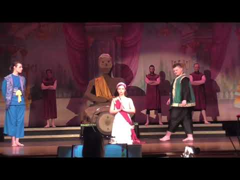 The King and I - Canajoharie and Fort Plain High School Drama Club Production