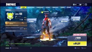 FORTNITE ACCOUNT FOR TRADE - *RED KNIGHT, SAVE THE WORLD + MORE*