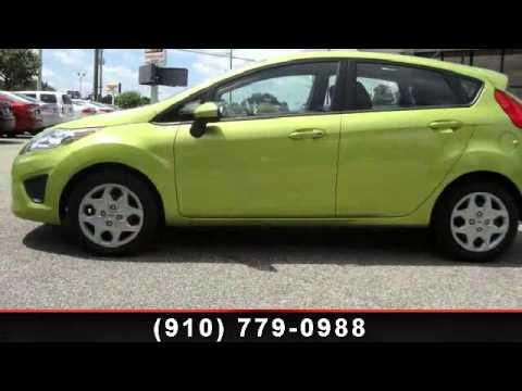 2011 Ford Fiesta Okcarz Fayetteville Fayetteville Nc 2 Youtube