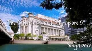 The Fullerton Hotel Singapore 5* Сингапур