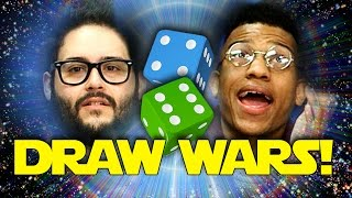 Draw Wars: Back In Action - SourceFed Plays!