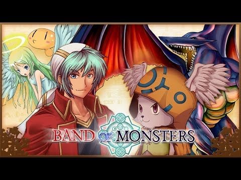 RPG Band of Monsters - Official Trailer