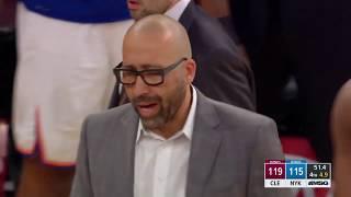 Cleveland Cavaliers vs New York Knicks | February 28, 2019