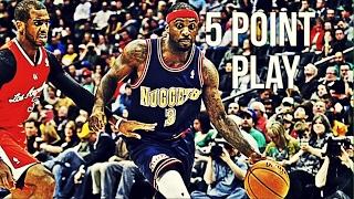 Rarest Plays/Calls In NBA History