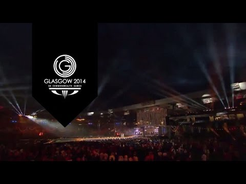 Gold Coast 2018 Hand-over - Closing Ceremony | Glasgow 2014
