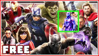 Play Marvel's Avengers for FREE | New Black Panther Skins & Details