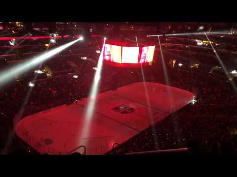 LA Kings 3rd Period Intro vs Nashville Predators - 1/06/2018