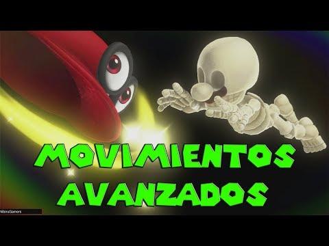 MOVIMIENTOS AVANZADOS - Desafía los Límites en Super Mario Odyssey