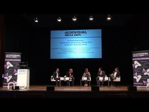 Diskussion: Online Video Advertising - Trends 2014 (AVMD14)