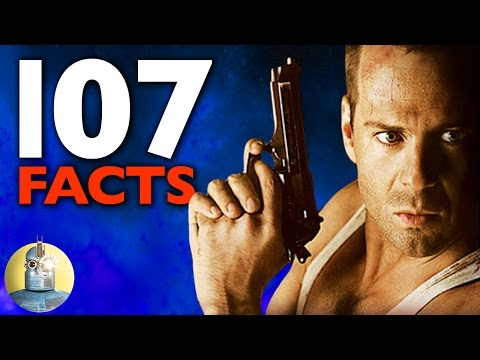 107 Die Hard Facts YOU Should Know (Cinematica)