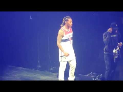 Move That Dope And Thought It Was A Drought- Future (Summer Sixteen Tour) 8/19/16