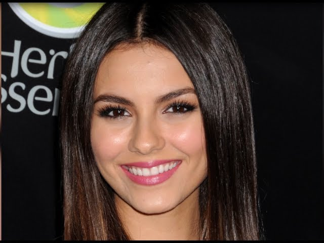 Victoria Justice Short Hair Eye Candy